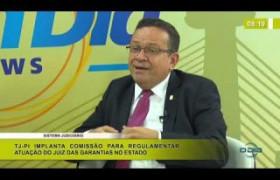 BOM DIA NEWS 10 01 2020  Des. Sebastião Martins (Presidente do TJ PI) - Sistema judiciário