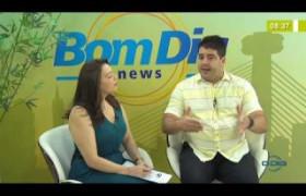 BOM DIA NEWS 10 01 2020  Luis André (Pres. Estadual do PSL) - Eleições 2020