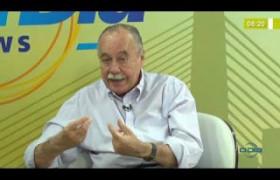 BOM DIA NEWS 14 01 2020  Freitas Neto (ex-Governador e Diretor da FIEPI) - Desenvolvimento