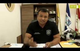 BOM DIA NEWS 15 01 2020  Fábio Abreu sobre prisão dos homens flagrados com uma tonelada de droga