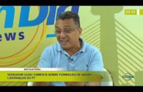 BOM DIA NEWS 16 01 2020  Edilberto Borges (Vereador PT-PI) - Formação de novas lideranças do P