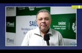 BOM DIA NEWS 16 01 2020  Florentino Neto (Sec. Est. Saúde) - Ampliação do hospital Justino Luz