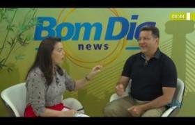 BOM DIA NEWS 17 01 2020  Coronel Edvaldo Viana (ex Comandante da PM de Picos)