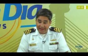 BOM DIA NEWS 17 01 2020  Dante Duarte (Comte. da Capitania dos Portos do Piauí) - Aspirantex 2020