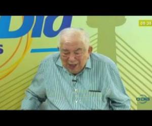TV O Dia - BOM DIA NEWS 20 01 2020 Paes Landim (Deputado Federal - PTB)