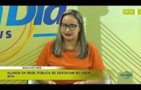 BOM DIA NEWS 20 01 2020  Viviane Carvalhedo (Dir. Unidade de Mediação Tecnológica - SEDUC) - E