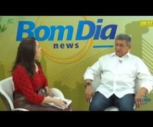 TV O Dia - BOM DIA NEWS 22 01 2020  Antonio José de Moraes Souza Filho (Pres. da FIEPI) - Nova diretoria