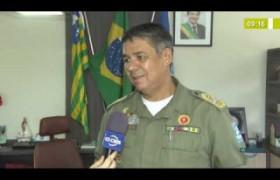 BOM DIA NEWS 22 01 2020 Policiais da reserva podem substituir policiais que fazem seg. patrimonial