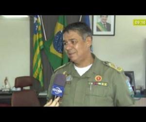 TV O Dia - BOM DIA NEWS 22 01 2020 Policiais da reserva podem substituir policiais que fazem seg. patrimonial