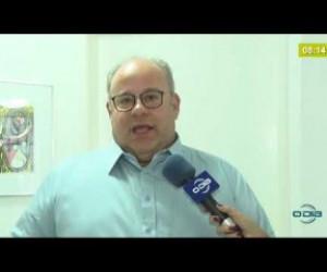 TV O Dia - BOM DIA NEWS 24 01 2020 Arão Lobão (Dir. Geral DETRAN-PI) - Novas regras de emplacamento