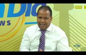 BOM DIA NEWS 24 01 2020  Enzo Samuel (Vereador PCdoB) - Situação do partido e articulações