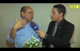 BOM DIA NEWS 24 01 2020  Marcelo Castro (Senador MDB) - Relacionamento Luiz Lobão com Firmino Filh