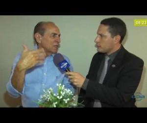 TV O Dia - BOM DIA NEWS 24 01 2020 Marcelo Castro (Senador MDB) - Relacionamento Luiz Lobão com Firmino Filh