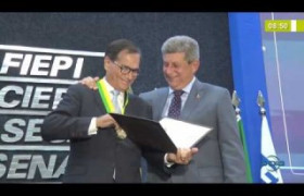 BOM DIA NEWS 24 01 2020  Toma posse a nova diretoria da FIEPI