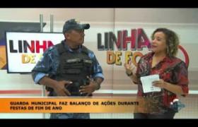 LINHA DE FOGO (02 2020) GUARDA MUNICIPAL FAZ BALANÇO DE AÇÕES REALIZADAS NO ANO DE 2019
