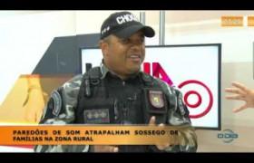 LINHA DE FOGO 08 01 2020 PAREDÕES DE SOM INCOMODAM MORADORES DA ZONA RURAL