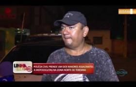 LINHA DE FOGO 08 01 2020 POLÍCIA CIVIL PRENDE UM DOS MAIORES ASSALTANTES A MOTOCICLETAS DE TERESINA