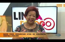 LINHA DE FOGO 15 01 2020 DELEGADA VILMA - QUEM PODE DENUNCIAR ATOS DE VIOLENCIA CONTRA A MULHER