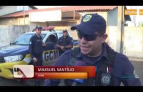 LINHA DE FOGO 17 01 2020 GUARDA CIVIL PRENDE SUSPEITO DE ASSALTAR MULHER NA ZONA SUL DE TERESINA