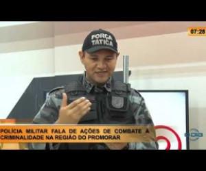 TV O Dia - LINHA DE FOGO 20 01 2020 PLÍCIA MILITAR FALA AÇÕES DE COMBATE À CRIMINALIDADE NA REGIÃO DO