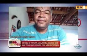 LINHA DE FOGO 22 01 2020 CONSELHO TUTELAR ACOMPANHA CASO DE BEBÊ QUE TERIA SIDO VENDIDO PELA MÃE