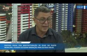 O DIA NEWS 03 01 2020  Gustavo Carvalho (Vereador Patriotas-PI) - Migração para outras siglas