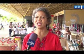 O DIA NEWS 03 01 2020  UFPI: Feira Agricultura Familiar