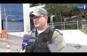 O DIA NEWS 06 01 2020  Assaltantes rendem vigilantes e invadem joalheria na zona leste de Teresina