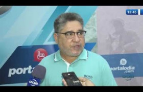 O DIA NEWS 06 01 2020  Dep. João Madson (MDB) - Tom de ameaça dentro do partido