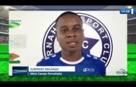 O DIA NEWS 06 01 2020  Parnahyba faz amistoso visando o campeonato piauiense de futebol
