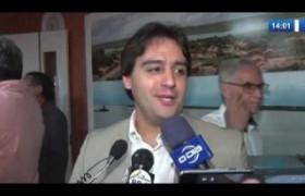 """O DIA NEWS 08 01 2020  Flávio Nogueira Júnior coloca Republicanos como """"caminho natural"""""""