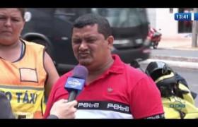 O DIA NEWS 08 01 2020  STRANS solicita regularização dos mototaxistas de Teresina