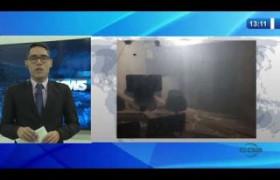 O DIA NEWS 09 01 2020  Bando armado explode caixa eletrônico na cidade de Murici dos Portelas