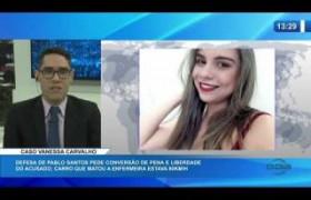O DIA NEWS 09 01 2020  Caso Vanessa Carvalho