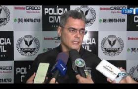 O DIA NEWS 09 01 2020  Preso homem suspeito de participar de assaltos a bancos