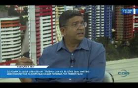 O DIA NEWS 13 01 2020  Celso Henrique (Pres. Cidadania23) - Eleições municipais 2020