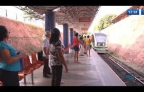 O DIA NEWS 13 01 2020  Queda de raio na central de comandos paralisa o metrô de Teresina