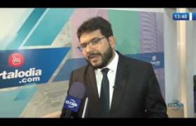 O DIA NEWS 13 01 2020  Rafael Fonteles (Sec. Fazenda do Piauí) - Previdência estadual