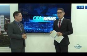O DIA NEWS 14 01 2020  Freitas Neto e Júlio César falam sobre as eleições municipais