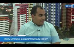O DIA NEWS 14 01 2020  Georgiano Neto (Dep. Estadual - PSD) - Eleições 2020
