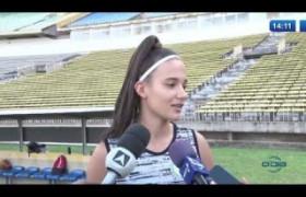 O DIA NEWS 14 01 2020  Piauiense Júlia Beatriz é convocada para seleção brasileira de futebo