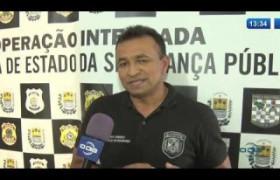 O DIA NEWS 14 01 2020  Polícia cumpre mandados contra integrantes do PCC e Bonde dos 40 no Piauí
