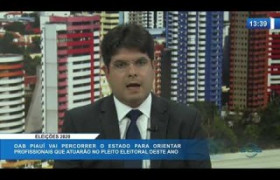 O DIA NEWS 15 01 2020  Emmanuel Fonseca (Pres. comissão de direito eleitoral) - Eleições 2020