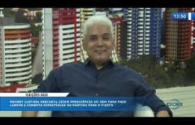 O DIA NEWS 15 01 2020  Rooney Lustosa (Pres. do DEM-PI) - Eleições 2020