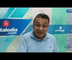 TV O Dia - O DIA NEWS 16 01 2020 Edilberto Borges (Vereador PT-PI) - Eleições 2020