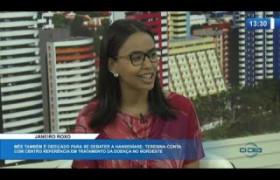 O DIA NEWS 16 01 2020  Sara Moura (Coord. Centro Maria Imaculada) - Janeiro roxo