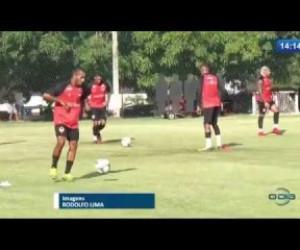 TV O Dia - O DIA NEWS 16 01 2020  Último treino do River antes da estreia no campeonato piauiense