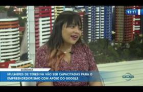 O DIA NEWS 17 01 2020 Luiza Senna (Ministrante do treinamento) - Economia