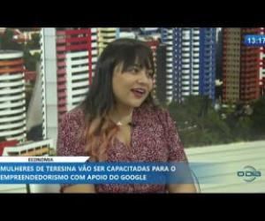 TV O Dia - O DIA NEWS 17 01 2020 Luiza Senna (Ministrante do treinamento) - Economia