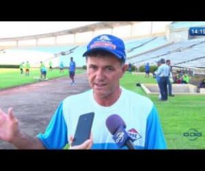 TV O Dia - O DIA NEWS 17 01 2020 Último treino do Piauí antes do jogo contra o 4 de Julho